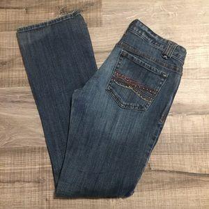 "Aeropostale ""Chelsea"" Bootcut Jeans. Size 5/6"
